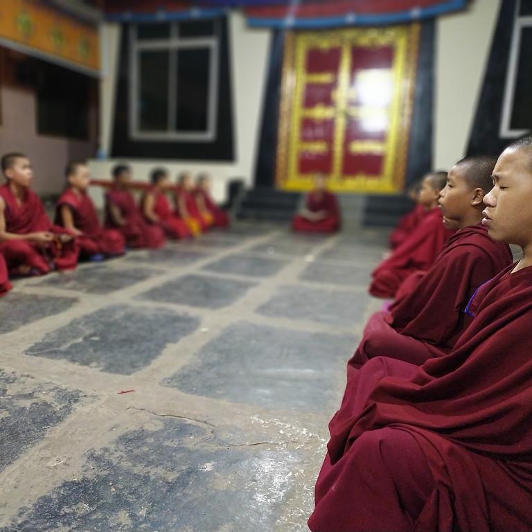 Taller Iniciación a la Meditación