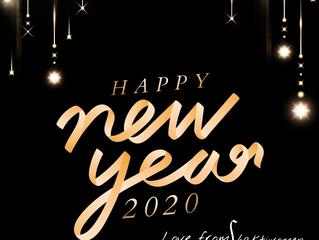 Happy New Year from Shakti Women 2020