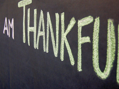 When It's Hard to be Thankful