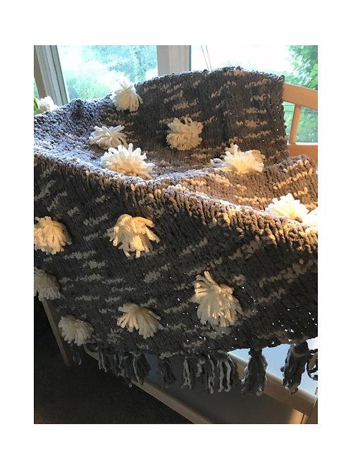 Winter Baby Blanket