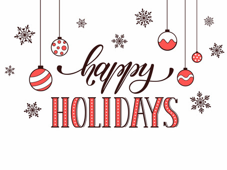 Happy Holiday Season and Blessed 2019 to all CANPAD members
