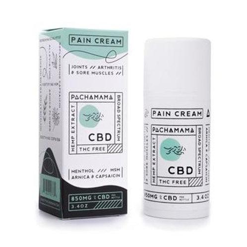 Pachamama Pain Cream 850mg