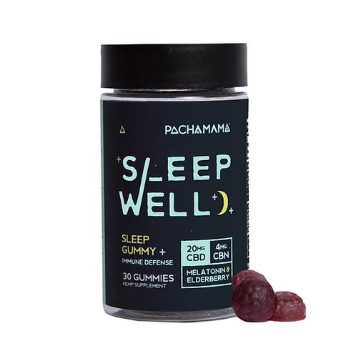 Pachamama Sleep Well Gummies