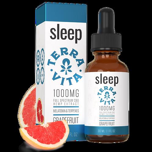 TerraVita Sleep 1000mg Grapefruit