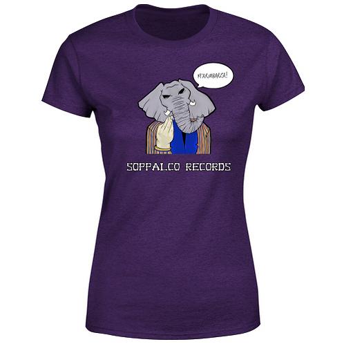 Ernesto T-shirt donna Linea Ballo degli elefanti