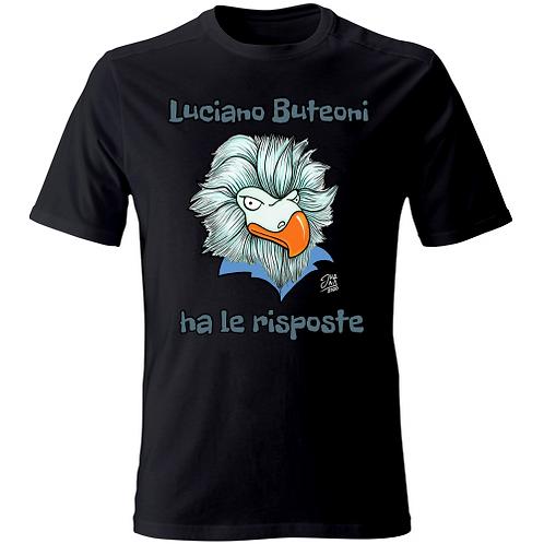 Luciano Buteoni T-shirt Linea Cafona