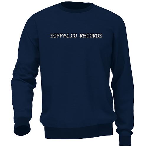 Soppalco Records Felpa senza cappuccio