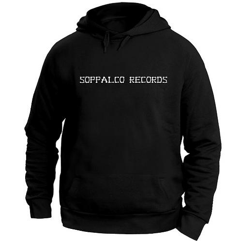 Soppalco Records Felpa con cappuccio