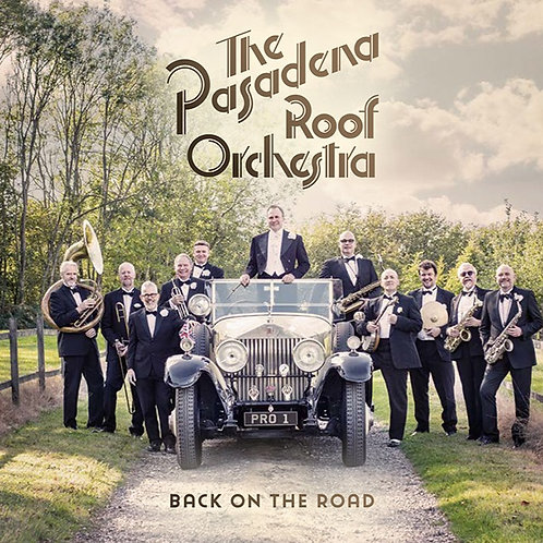 Back on the road (CD)