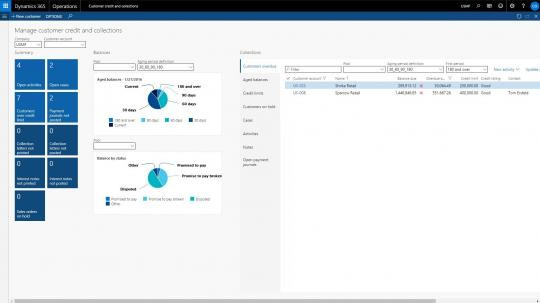 What's new in Microsoft Dynamics 365 for Operations - Financials, Part 2
