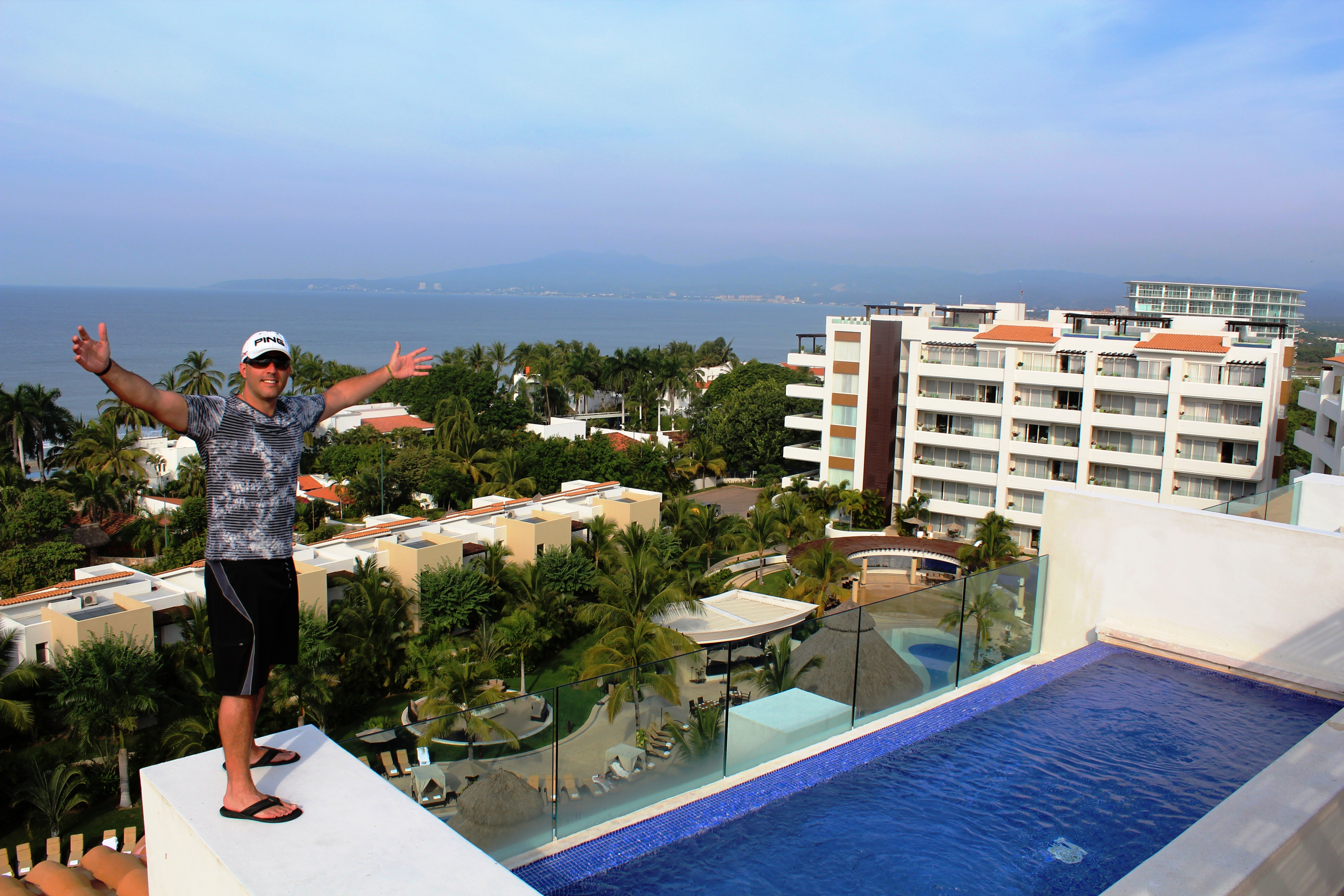 Marival - Private rooftop pool
