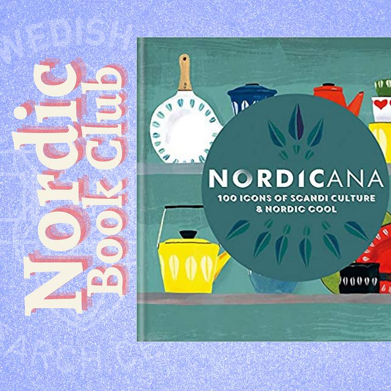 Nordic Book Club, January