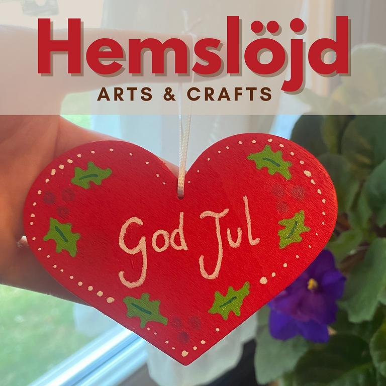 God Jul Ornaments