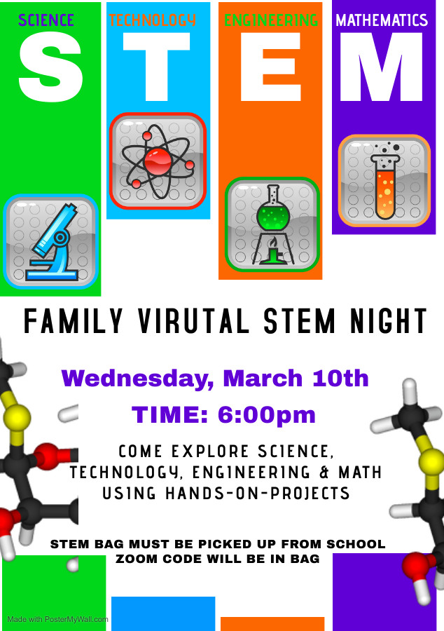 WPA STEM NIGHT - Made with PosterMyWall.