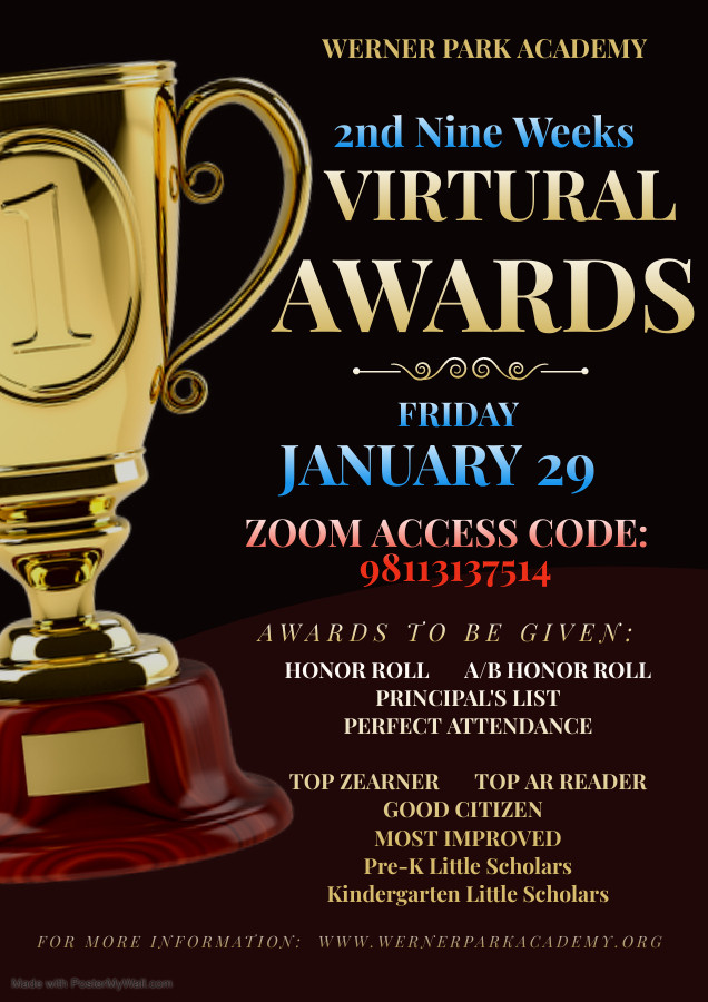 WPA VIRTUAL AWARDS DAY - Made with Poste