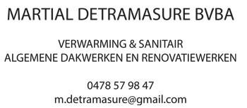 Martial Detramasure