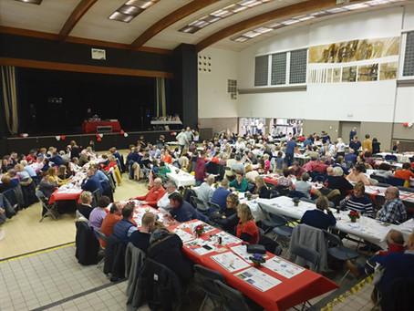 Eetfestijn vestigt record