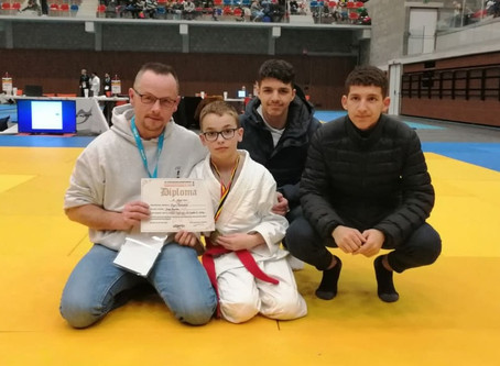 3 medailles op Belgisch Kampioenschap