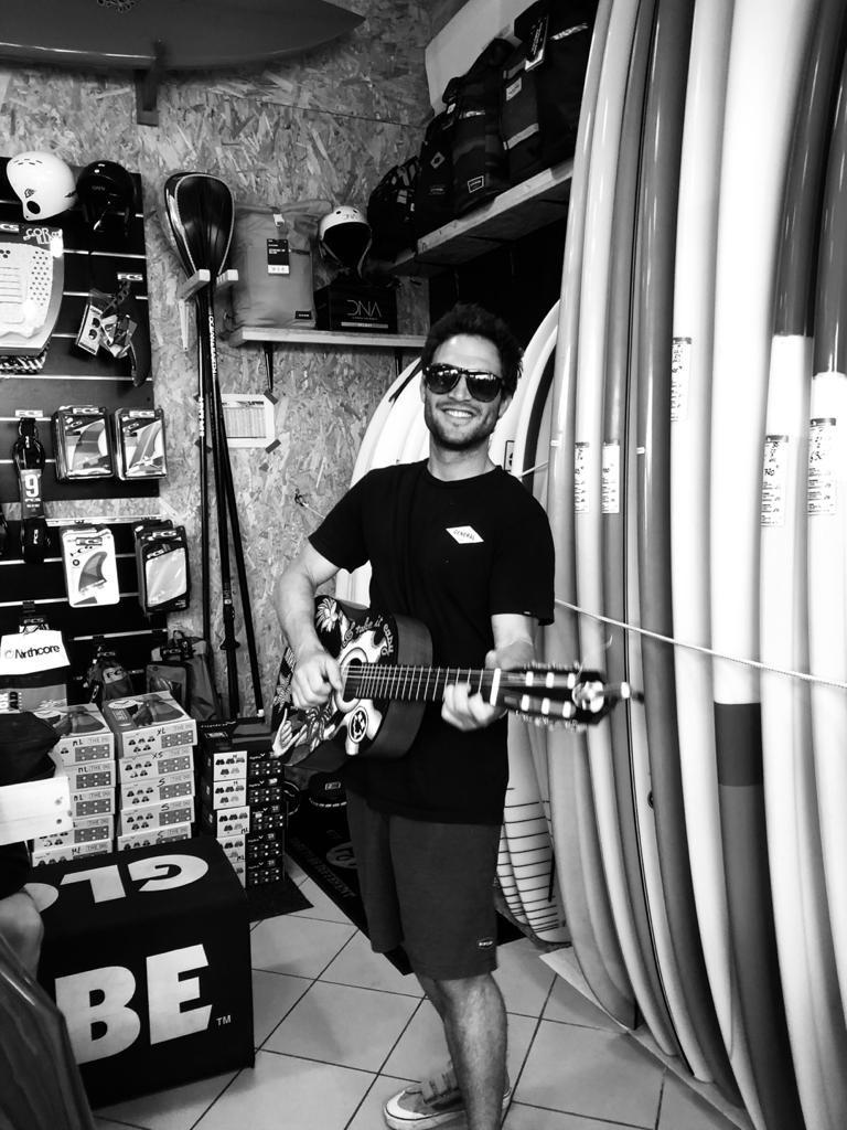 Guitar & Surf