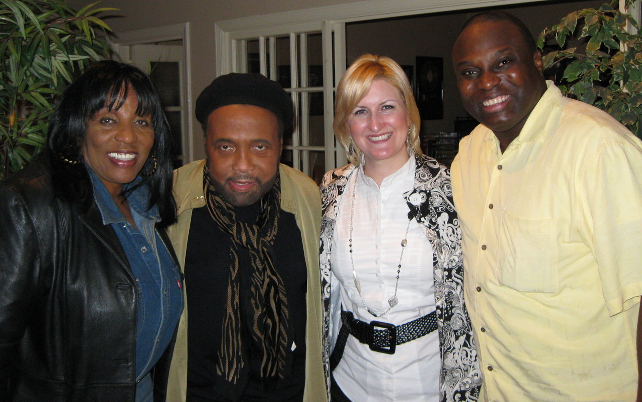 Sandra Crouch, Andrae Crouch, P and