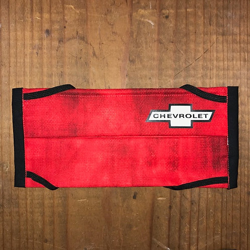 Chevrolet Textured Red Mask