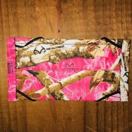 Hunting Mask - Pink