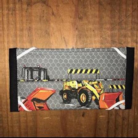 Construction Equipment Mask