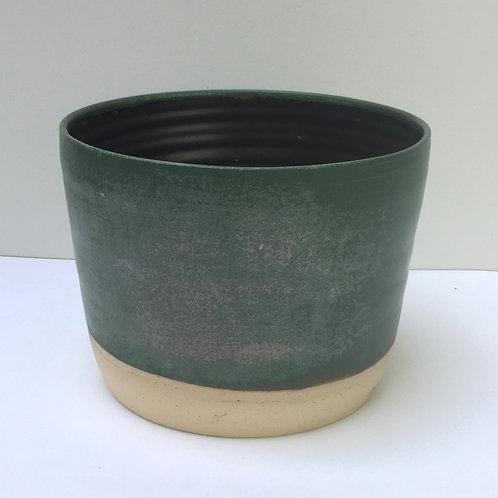 Planter ( Jade Green) Medium