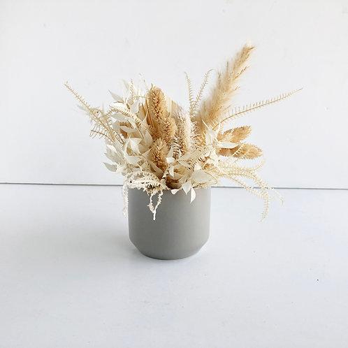 Mini Dried Floral Arrangement