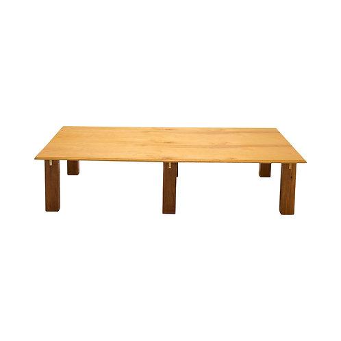 Bohemian Floor Dining Table