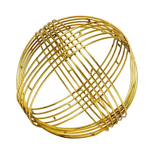Gold Metal Sphere