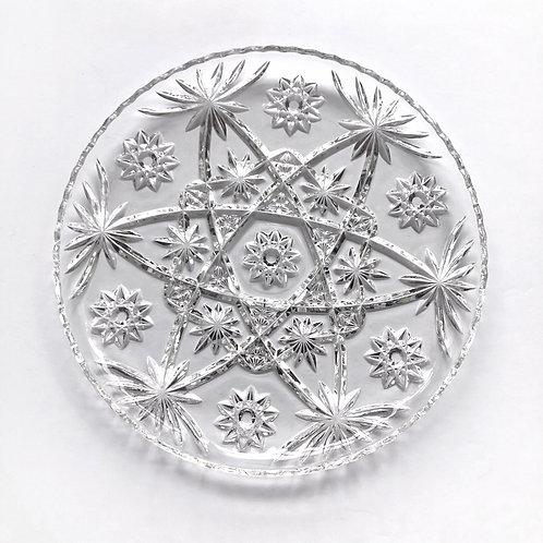 Glass Platter No. 1
