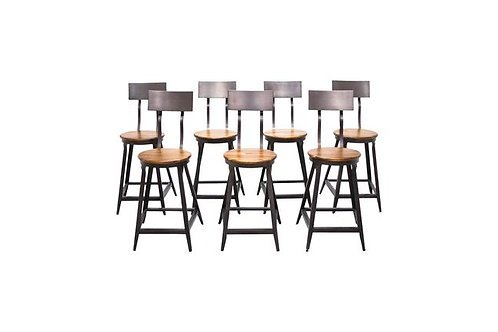 Neville Counter Stools - Set of 2