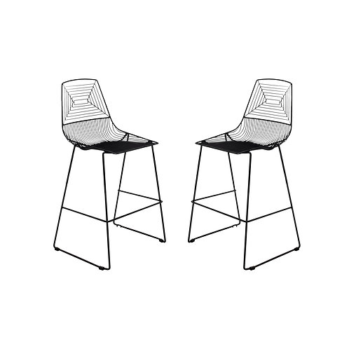 Campbell Kitchen Stools - Set of 2