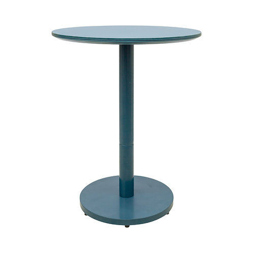 West Elm Jagger Table - Teal