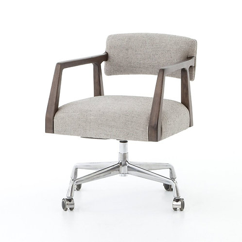 Tyler Desk Chair - Gray
