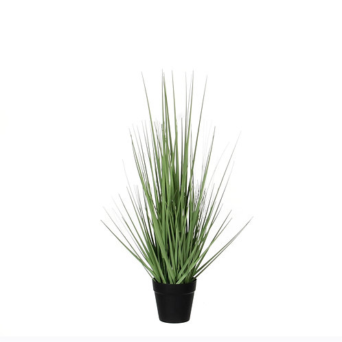 Faux Large Tall Grass Plant