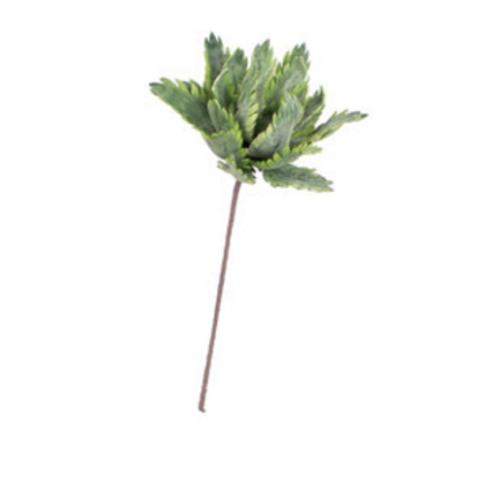 Faux Tropical Plants - Set of 2