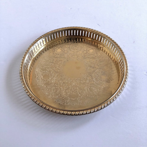 Brass Tray No. 2