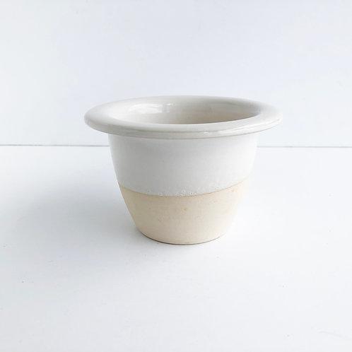 Dip Glazed Pot
