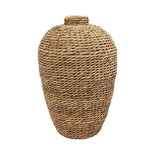 XL Seagrass Floor Vase