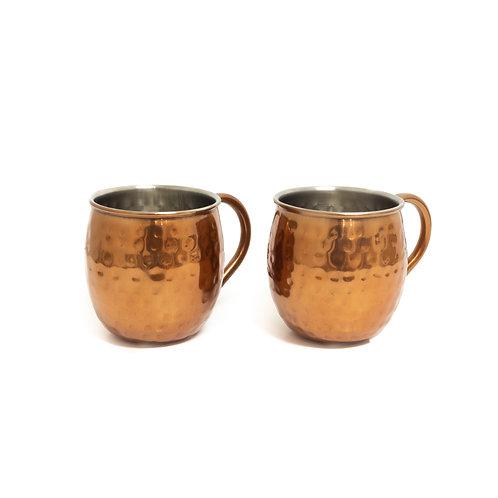 Copper Mule Mugs - Set of 2
