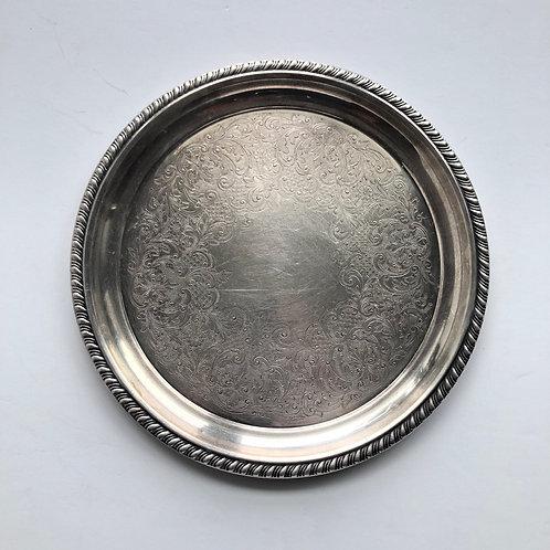 Silver Tray No. 7