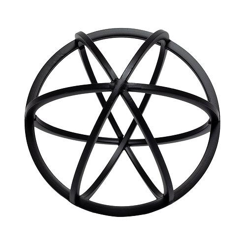 Black Metal Sphere