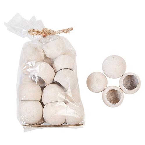 Bag of Natural Bell Cups