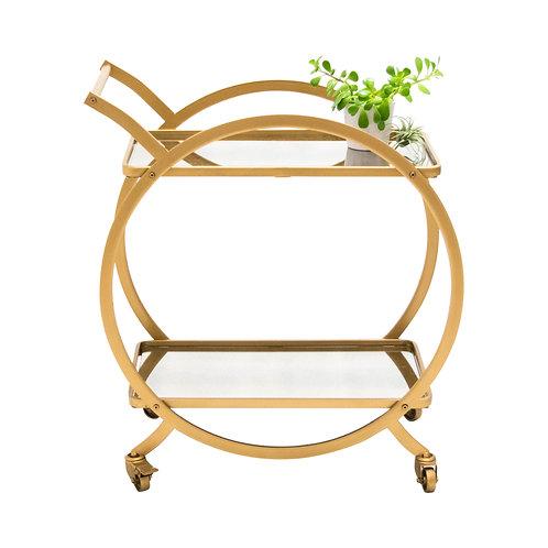 Franklin Bar Cart