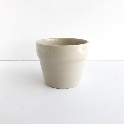 Small Glazed Pots - Set of 4