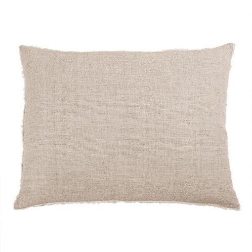 Logan Linen Big Pillow - 28x36