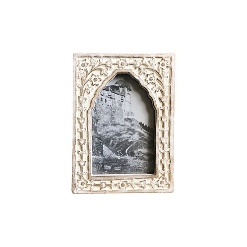 Whitewashed Picture Frame
