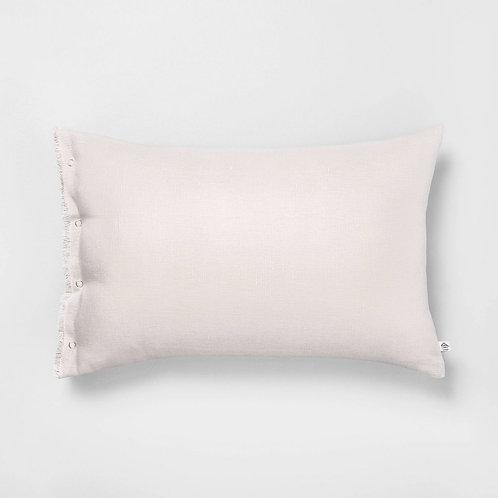 Lumbar Pillow - Cream